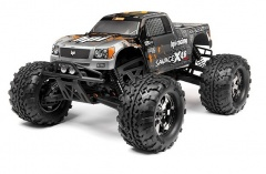 1: 8 Монстр SAVAGE X 4.6 RTR (SILVER/BLACK) (NEW) ДВС RTR HPI