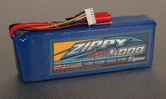 АкБ 4000mAh 5S 1P 20C ZIPPI Fligthmax ZIPPY