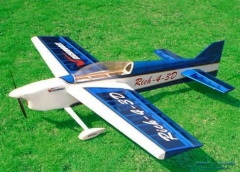 C-т Rich 4-3D fun-fly Rich Model