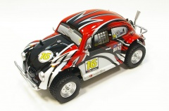 1: 16 раллийная GT16 VOLKSWAGEN BEETLE 4WD  КОЛ. RTR Carisma