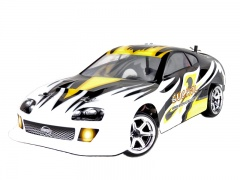 1:10 Шосейная On-Road Drift car (Carbon) 4WD, EBL, RTR, 2.4G
