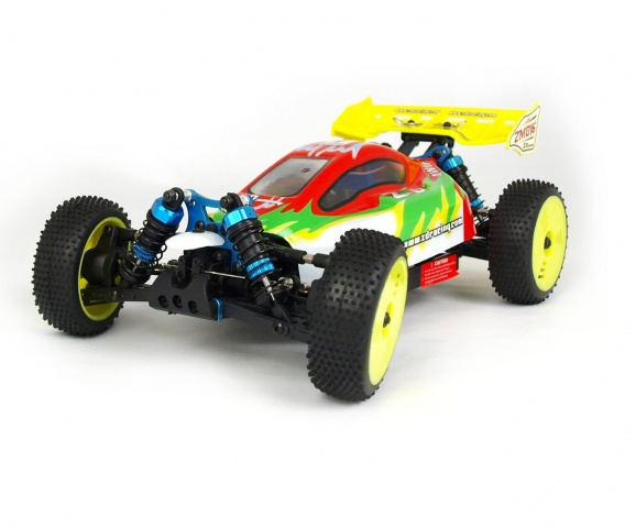 Х 1:16 ZD Racing EMB-16 Buggy  Б/К  RTD (НЕТ акб и з/у )